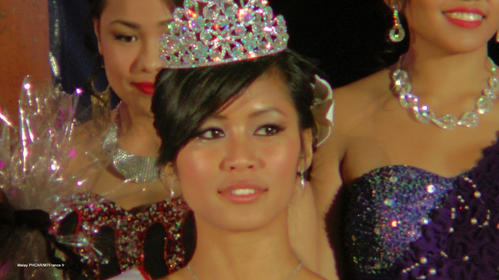Lucie Mao est élue Miss Cambodge-France 2014, Malay Phcar/M7France.fr