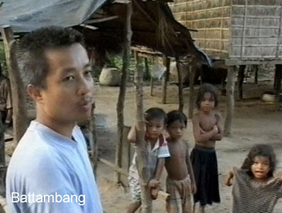 "Documentaie d'Olivier WEBER, ""Retour au Cambodge"""